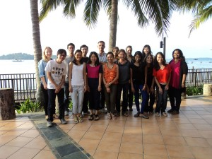 Laboratory Retreat at Changi Sailing Club